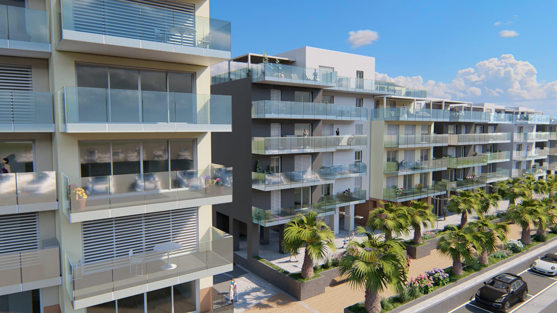 Riviera Varazze appartamenti nuova costruzione