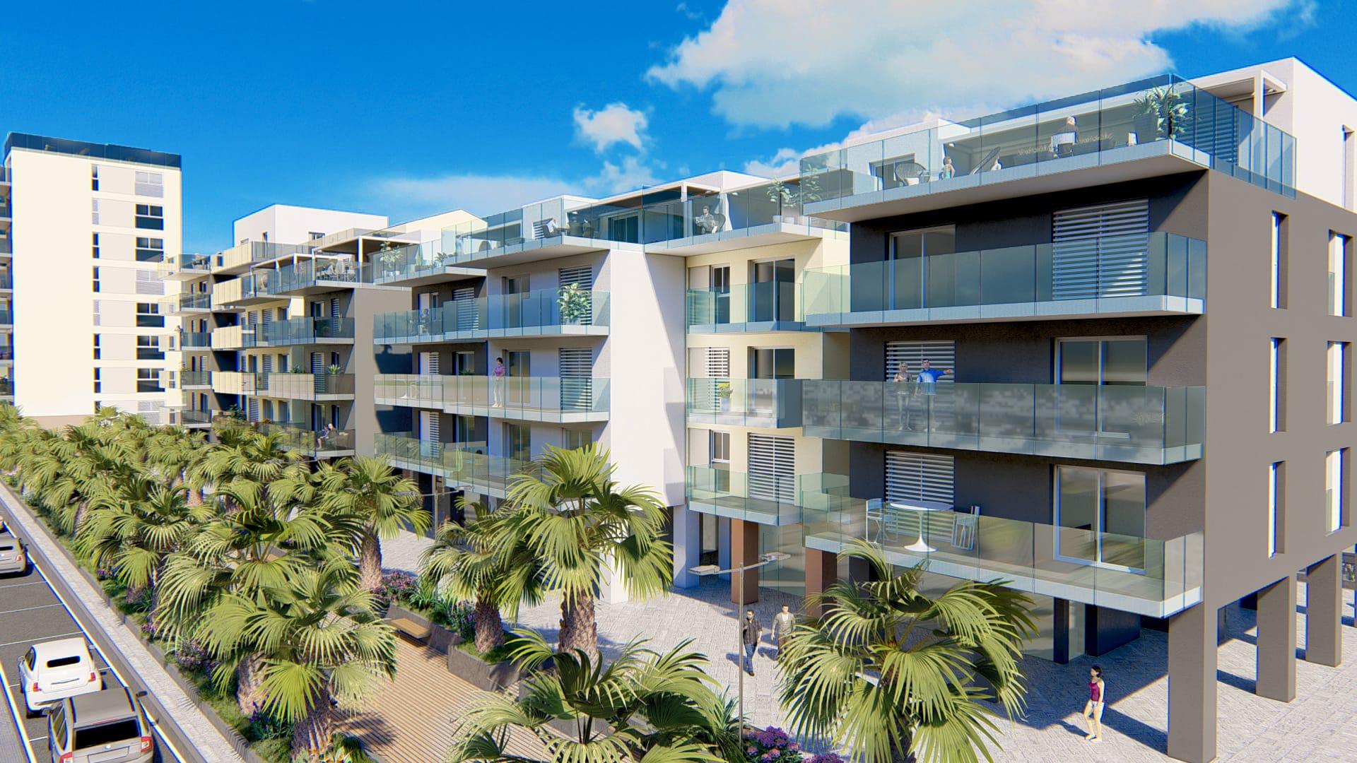 Riviera Varazze THE HOUSING ESTATE